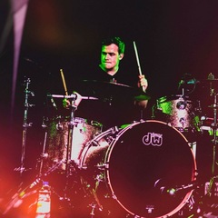 Peter Cornell Drummer in Coventry