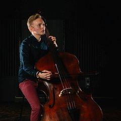 Aron Jónasson Double Bass Player in Birmingham