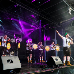 Jager Maestros Function Band in the UK