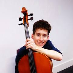 Daniel O'Brien Cellist in Birmingham