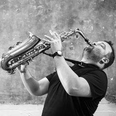 Greg Sinclair Saxophone Player in London