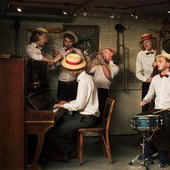 Swing'it Dixieband Jazz Band in the UK