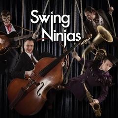 The Swing Ninjas Jazz Band in the UK