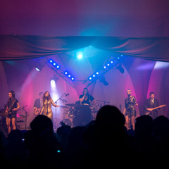 Funkty Dumpty Wedding Band in the UK