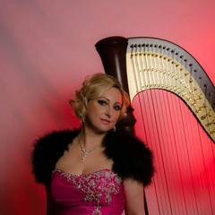 Fiona McGee Harpist in London