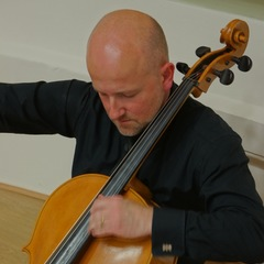 James Jarvis Cellist in the UK