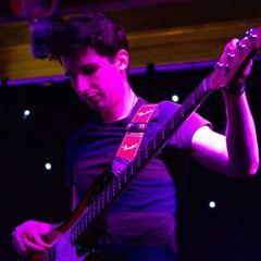 Vladimir Vankov Bass Guitarist in Newcastle
