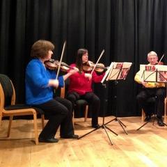 Ostinato Strings String Quartet in the UK