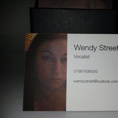 Wendy Street Singer in the UK