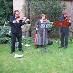 Quantum Strings String Quartet in Oxford