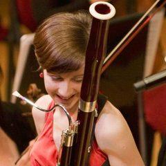 Eilís Ní Bhriain Bassoonist in Birmingham