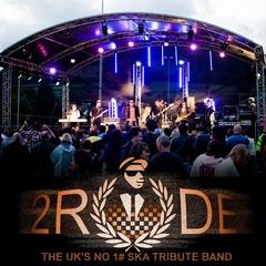 2 RUDE SKA Wedding Band in the UK