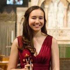 Sophie Williams Violinist in Edinburgh