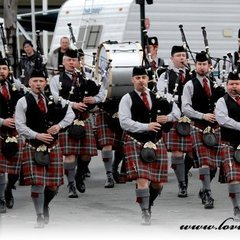 Los Angeles Scots Pipe Band Function Band in Derby