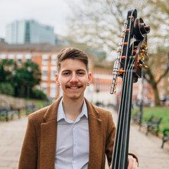 Richard English Double Bass Player in Birmingham