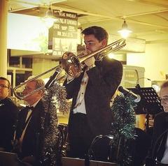 Sam Dye Trombone Player in Lancashire