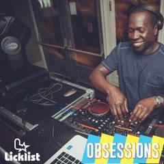 Disan Kato DJ in London
