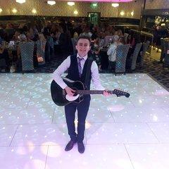 Matthew Gibb Guitarist in Glasgow