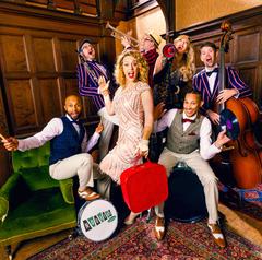 Nouveau Lounge Swing Band in London