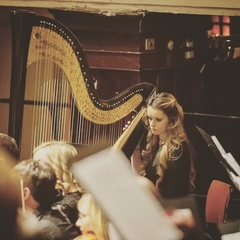 Jennifer Sullivan Harpist in the UK