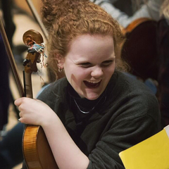 Eleanor Walton Viola Player in Oxford