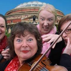 Cwm cerwyn String Quartet in the UK