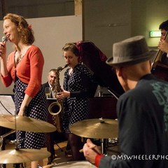 Pronto Swing Jazz Band in the UK