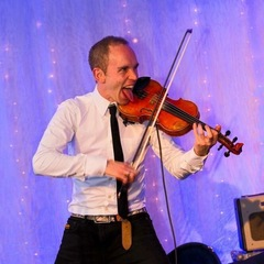Richard Sanderson Violinist in Sheffield