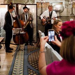 Love For Sale Trio in London