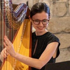 Lada Karasková Harpist in the UK