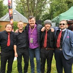 Klones Function Band in Edinburgh