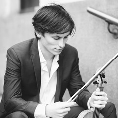 Charlie Westhoff Violinist in London
