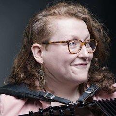Aine Mcloughlin Accordionist in London
