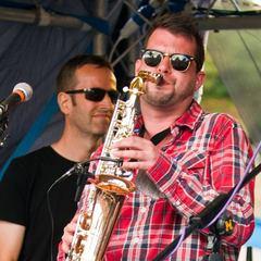 Adam Neil-Jones Saxophone Player in London