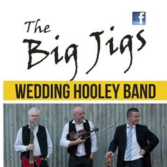 The Big Jigs Wedding Band in the UK