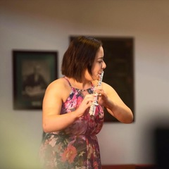 Emily Taylor Flute Player in Birmingham
