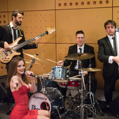 Dressup! Party-wedding band for hire Wedding Band in London