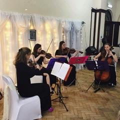 Jo Cartwright Cellist in Birmingham