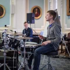 David O'Leary Drummer in Edinburgh