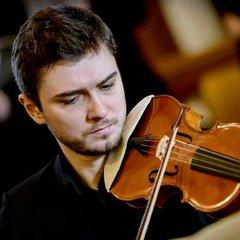 Iulian Turicianu Violinist in London