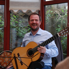 Andy Mulligan Guitarist in Bristol