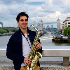 .Nacho Stax Saxophone Player in London
