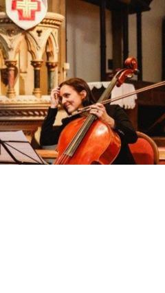Tasya Hodges Cellist in London