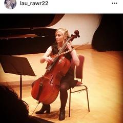 Laura Abbey Cellist in York