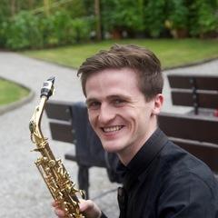 Dean Garrity Saxophone Player in Glasgow