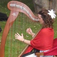Marguerite Dunne Harpist in the UK