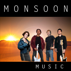 Monsoon Cover Band in London