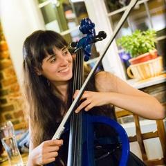 Helen Butcher Cellist in Newcastle