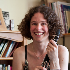 Stephanie Reeve Clarinettist in Ely