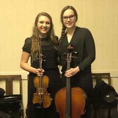Emily Bowman Violinist in Belfast
